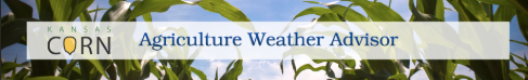 Kansas Corn Weather Advisor